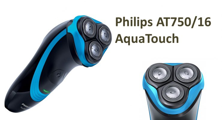 Philips AT750-16 AquaTouch golarka